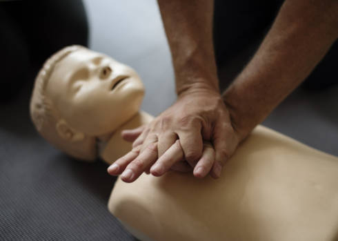 Get your CPR/First Aid Certification Now!